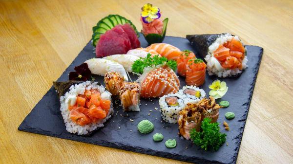 Combinado - Suki Sushi Cafe, Cascais