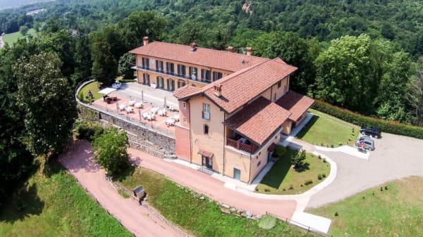esterno - Tenuta Montezeglio, Invorio