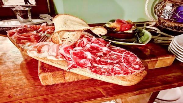 Suggerimento dello chef - Hosteria Golosia La Cioppa, Salsomaggiore Terme