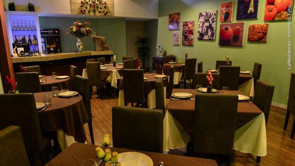 Le Méditerran em Vila Velha - Preço, endereço, menu, reserva e horário de  funcionamento do restaurante