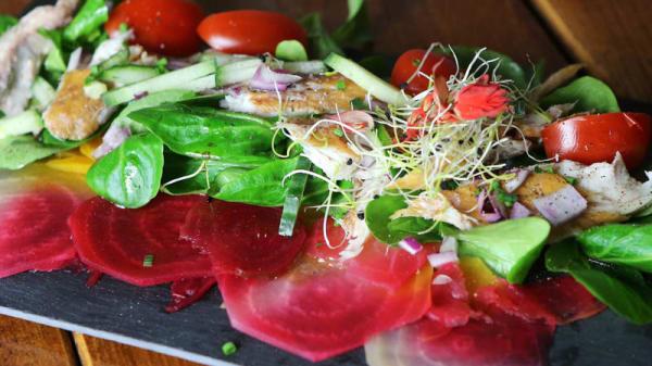suggestie van de chef - Brasserie Het Kasteeltje, Culemborg