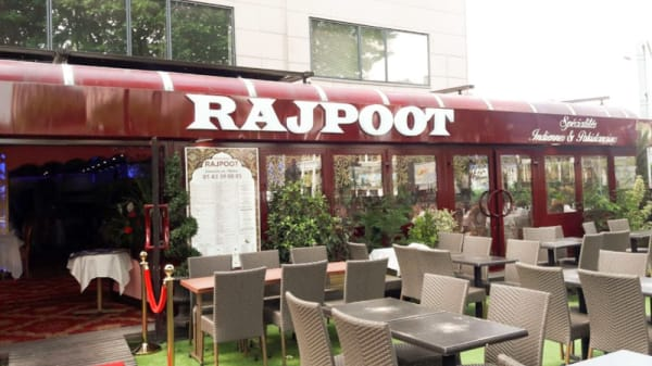 Terrazza - Rajpoot, Créteil