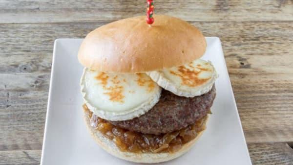 Burger Cabrita XL - Burger One, La Nucia