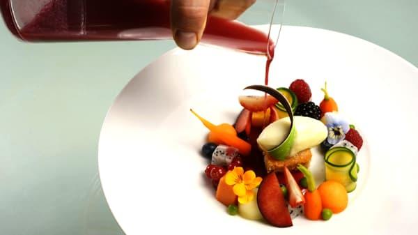 Sugerencia del chef - Maricel - Hospes Maricel & SPA, Calvià
