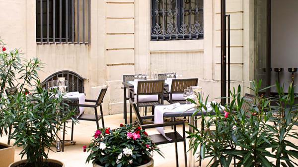 terrasse - Les Vignes, Montpellier