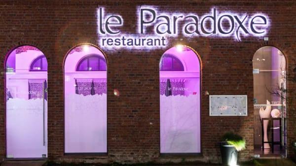 Façade - Le Paradoxe, Tourcoing