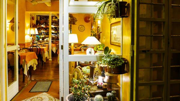 Entrata - Trattoria al 19, Rome