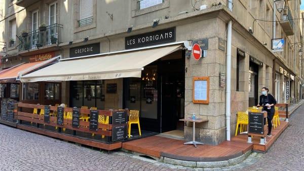 Les Korrigans, Saint-Malo