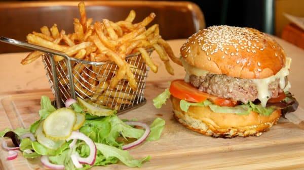 Burger - Les Fils à Maman - Dijon, Dijon