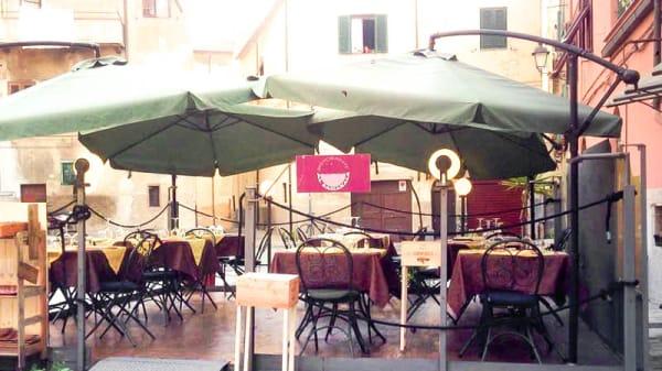 La terrazza - Al Baccanale, Piombino