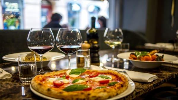 Pizza - Portofino, Stockholm