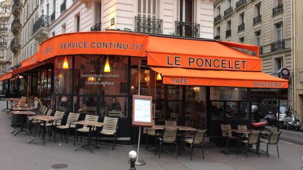 Le Poncelet, Paris