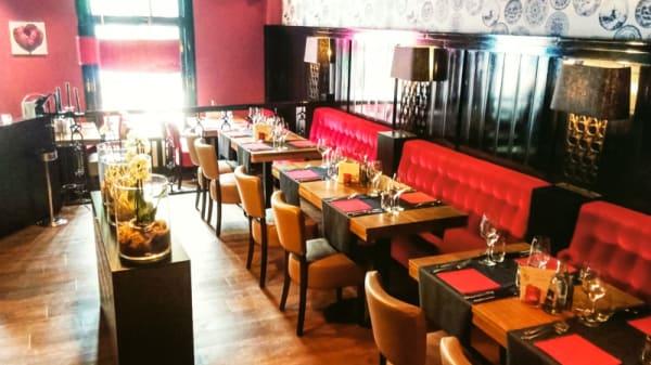 Het restaurant - Fabuleus, Zuidlaren