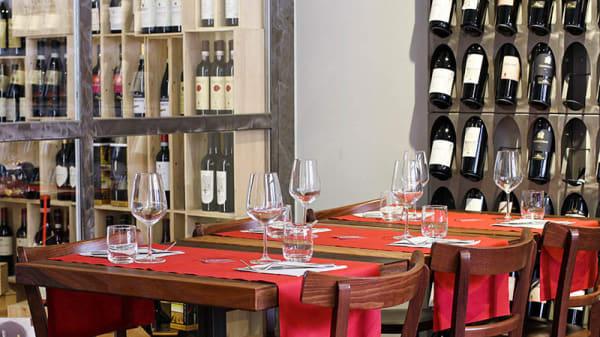 Vista ristorante - Vineria San Giovanni, Milano