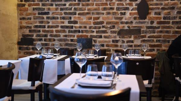 notre salle - Bocconi Ristorante, Paris