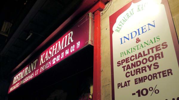 Entrée - Kashmir, Caen