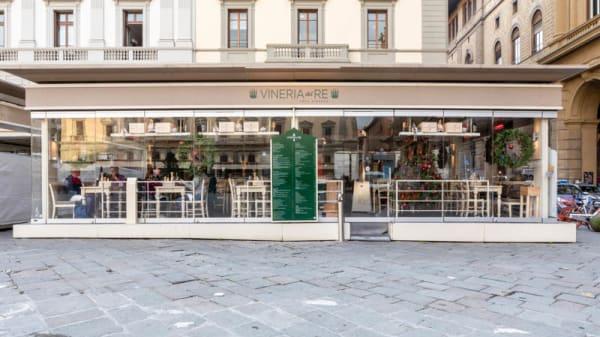 Entrata - Vineria del Re, Firenze