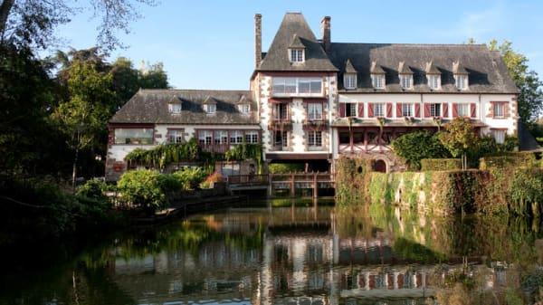 Apreçu de l'extérieur - Ar Milin' - Le Panoramique, Châteaubourg