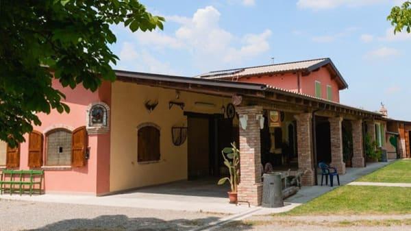 Esterno - Oasi Bianca Restaurant,  Bagni