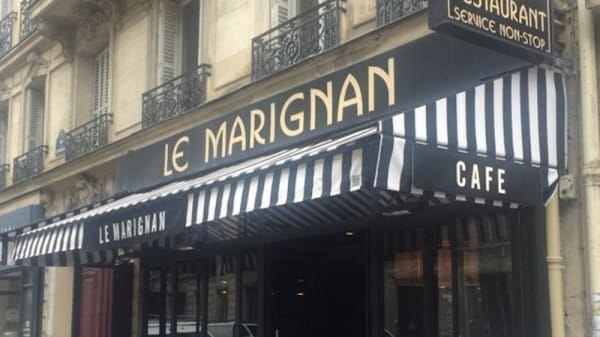 Le Marignan - Le Marignan, Paris