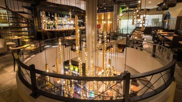 Het restaurant - News Cafe, Groningen