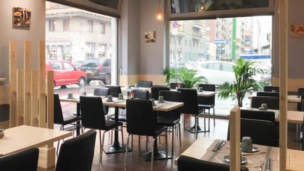 Sala - Lan Zhou Ramen A Mano, Milan