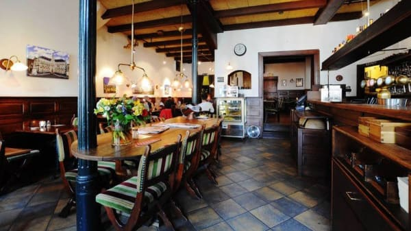 Café Restaurant Graaf Floris, Utrecht