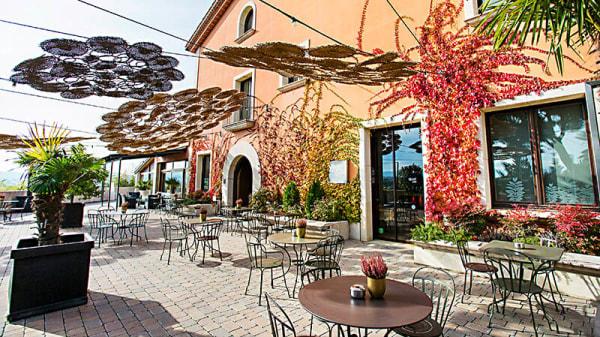 Exterior del restaurante - QGAT Restaurant, Sant Cugat del Vallés