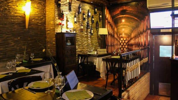 Vista sala - La Bodeguita de Nerea, Valencia