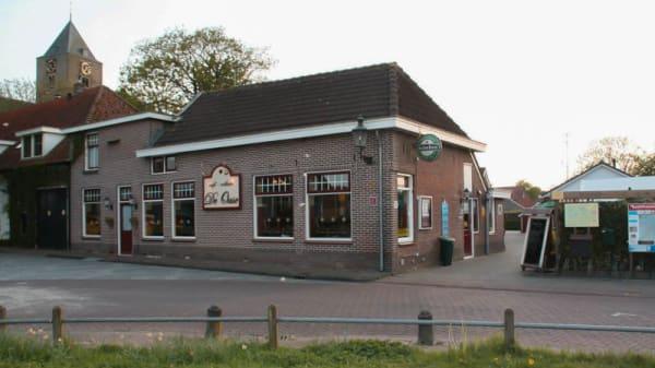 Ingang - Restaurant De Oase, Zalk