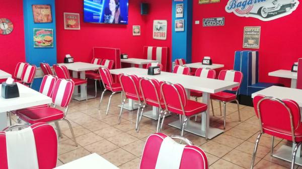 Sala - Bagaria American Dinner - Lanciano, Lanciano