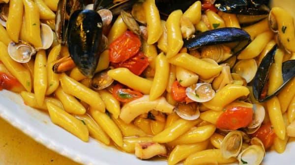 Gnocchi ai frutti di Mare - Salsedine, Pescara