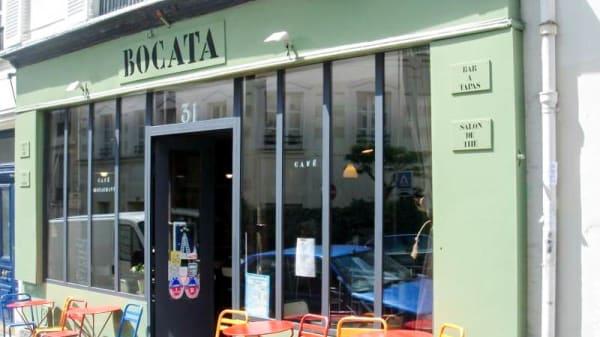 Entrée - Bocata, Paris