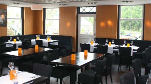 Restaurantzaal - Restaurant 't Vaantje, Reeuwijk