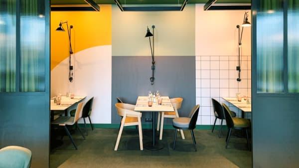 Salle du restaurant - Novotel café - Paris Gare de Lyon, Paris