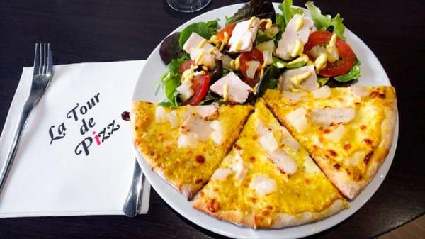 Suggestion de plat - La Tour De Pizz, Angers
