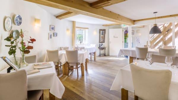 Het restaurant - De Molenaar, Onderdendam