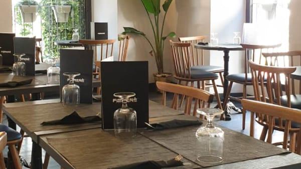 Vista sala - Florere Caffe Bistrot, Firenze