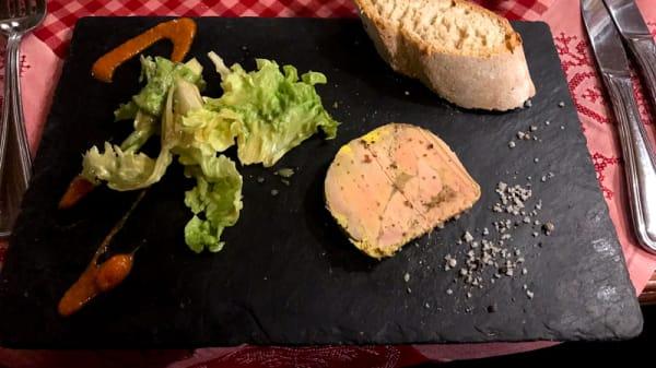 Suggestion de plat - Hotel de La Poste, Saulieu