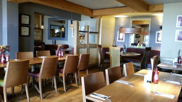 Harvester - The Derby Pool, Wallasey