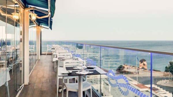 Esplanada - Luca's Rooftop Restaurant, Lagos