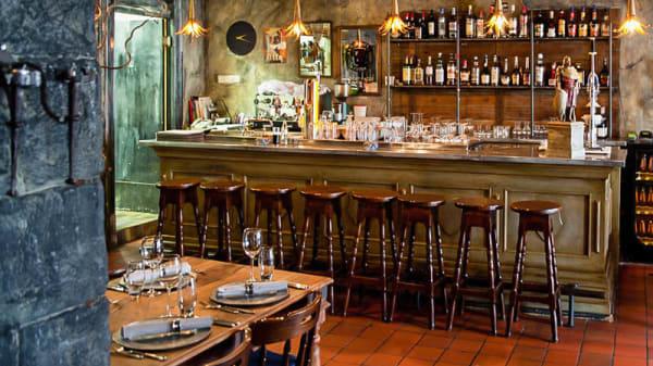 Het restaurant - Camelot, Maassluis
