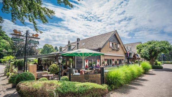 Het restaurant - 't Zwaantje, Mook