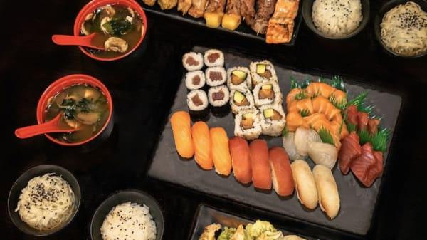 Suggestion de plat - Yukimi, Montpellier