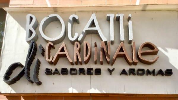 Entrada - Bocatti di Cardinale, Sevilla