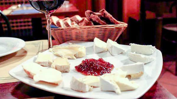 I formaggi - Ostarie Vecjo Friul, Milan