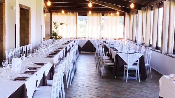 Veduta interni - Calajo Resort, Trappeto