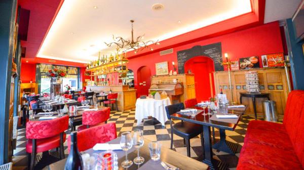Restaurant - Hostellerie Munten Eetcafé, Weert