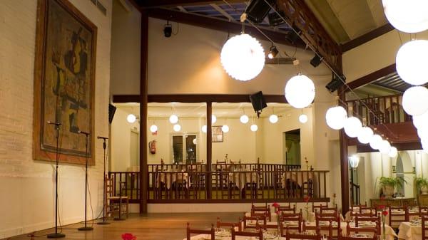 Vista sala - Tablao de Carmen, Barcelona