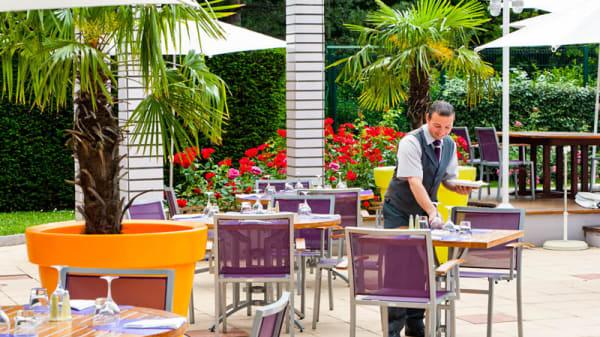 Terrasse - Novotel Café Gerland, Lyon
